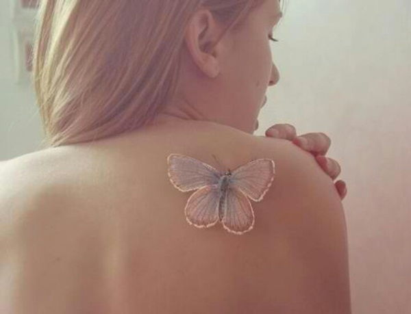 101 Butterfly Tattoos to Put a BIG Smile on Your Face