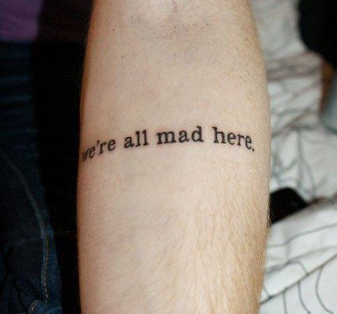 101 Inspirational Tattoo Quotes to Inspire You, Guaranteed