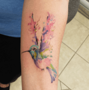 145 Hummingbird Tattoo Designs You Don't Wan't to See (too good!)