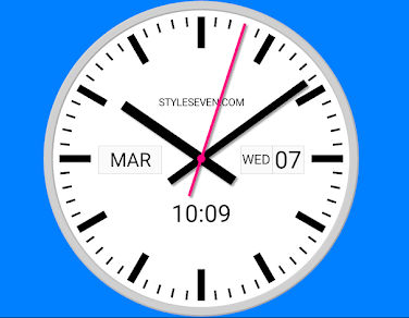 15 különböző típusú analóg óra tervek a modern világban ... 1372e9edc6
