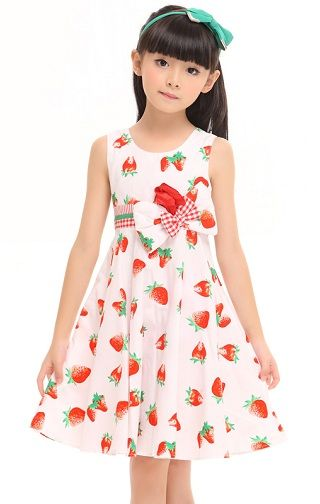 0c2eda72c80 15 Latest and Cute 13 Years Girl Dress Designs