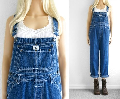 1acc0a910fe 15 Short and Long Denim Jumpsuits for Women and Men ...
