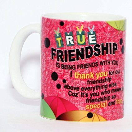 This Is One Simple Birthday Gift For Friend On Her His To Show How Much You Love Him Coffee Mug Comes With A Beautiful Personalized