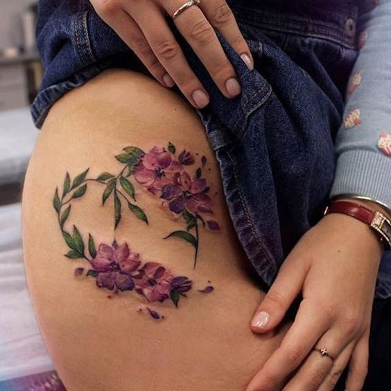 188 Girl Tattoos That Win at Life and Make Us Want Them