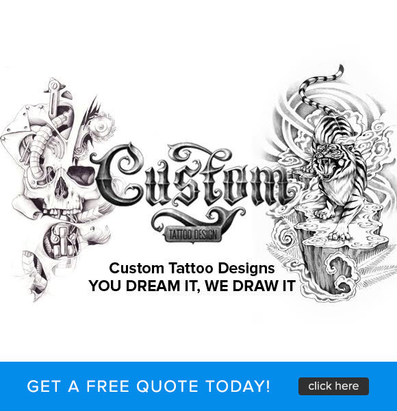 Clic here to get your free custom tattoo design quote.