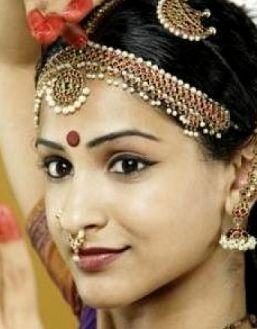 25 Simple And Traditional Nose Rings Indian Jewellery