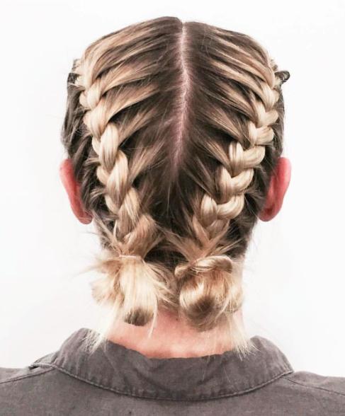 30 Braid Hairstyles for Medium Hair | recruit2network.com
