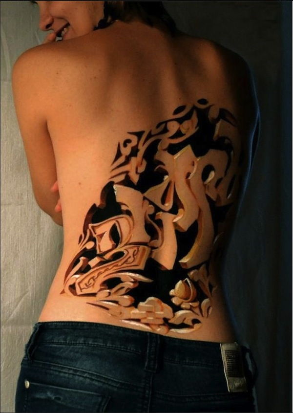 35 New Tattoo 3D for the Modern Age