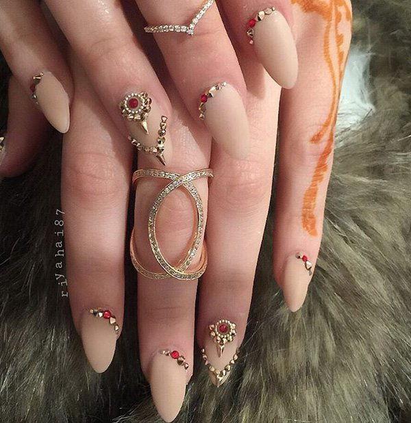 50 Almond Nail Designs Recruit2network