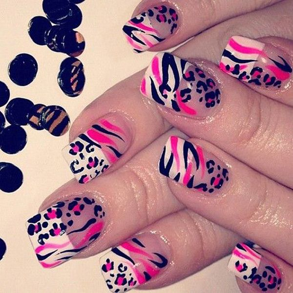 50 Cheetah Nail Designs Recruit2network