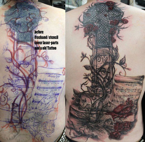 3_days_back_cover_up_grave_stone_heart_roses_by_2face_tattoo-28