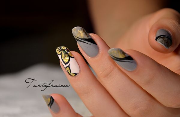 65 Examples Of Nail Art Design Recruit2network