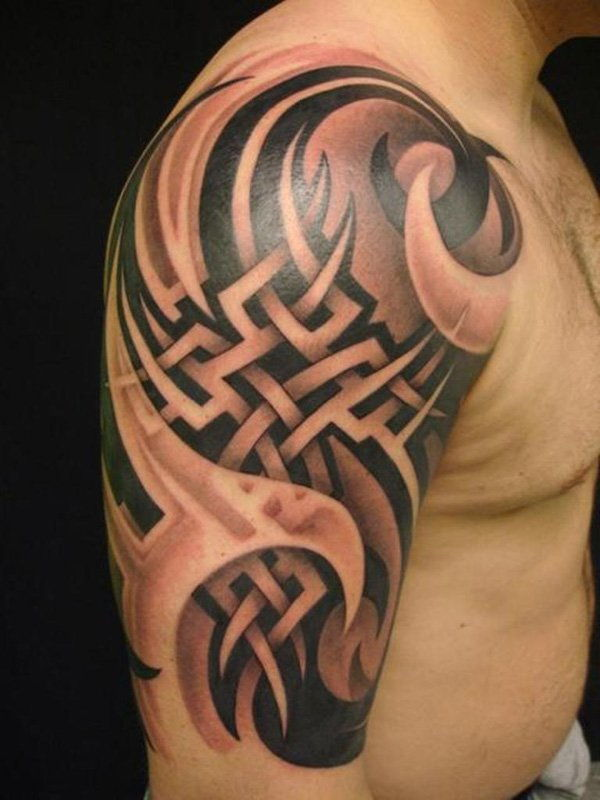 70 Awesome Tribal Tattoo Designs Recruit2network Info