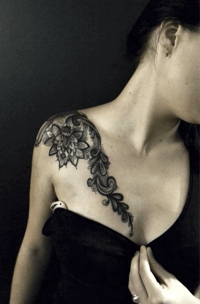 73 Collar Bone Tattoos That Will Wow. Tattoo photos and design