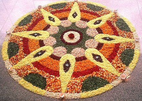 75 Simple And Easy Rangoli Designs With Pictures Styles At Life