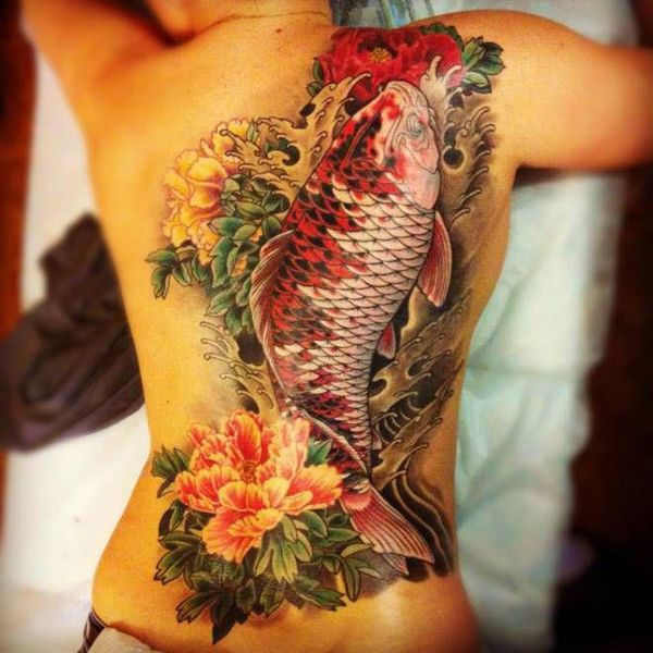 88 Back Tattoos That Will Make You Get a Back Tattoo