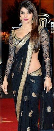Priyanka Chopra Tattoo On Chest