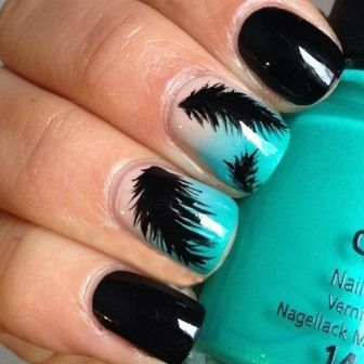 9 Best Feather Nail Art Designs Styles At Life Recruit2network
