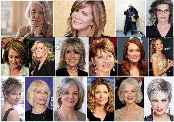 9 Ultimele Tunsori Scurte Pentru Femei Peste 50 De Ani Stiluri De