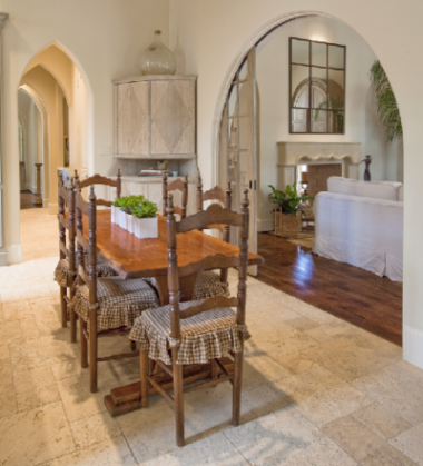 Arch Design For Dining Room: