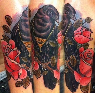 varpos su tatuiruote