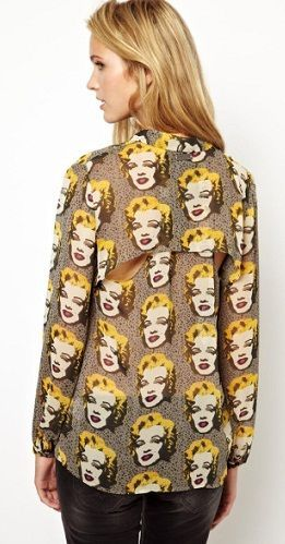 e7df9dcbd2b2c 9 Trendy Ladies Silk Tops in Different Styles