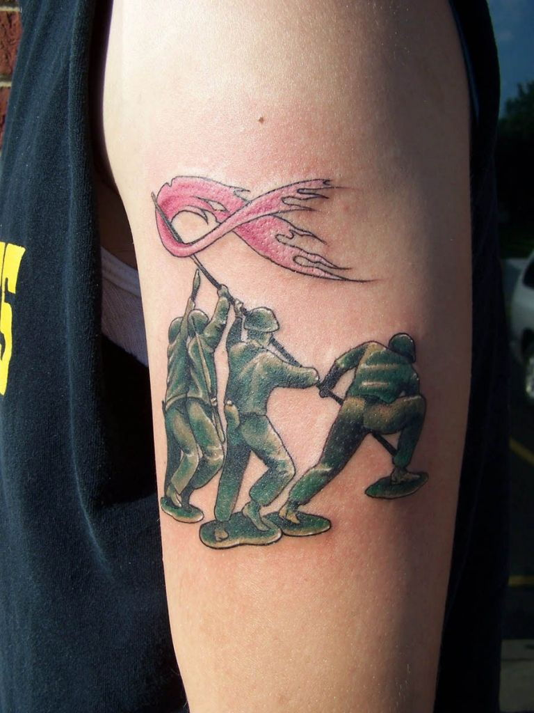 Breast Cancer Tattoos That Have Changed Lives and Help Save Them