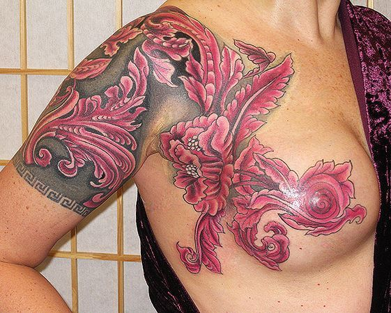 sân Cancer Tattoos That Have Changed Lives and Help Save Them