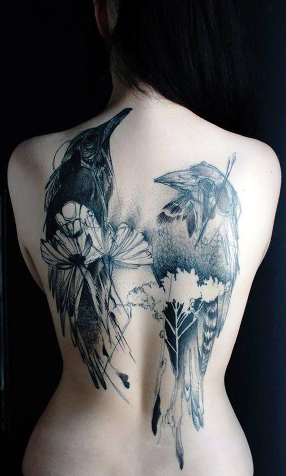 varpos tatuiruotės
