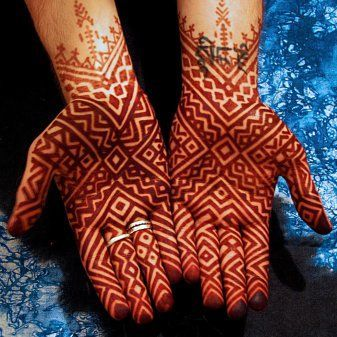 Henna Tattoo Designs - TOP 140 Designs and Ideas for Henna Lovers
