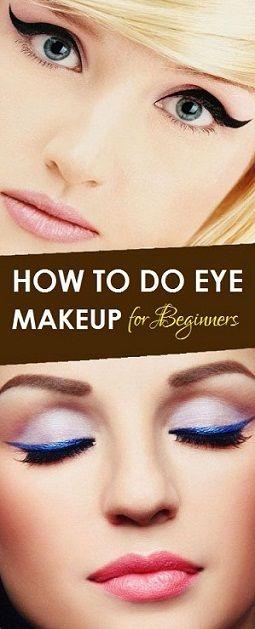 Cum Sa Faci Eye Makeup Pentru Incepatori Stiluri De Viață
