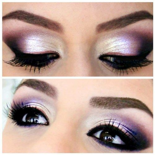 Cum Se Face Machiaj De Purple Ochi Stiluri De Viață