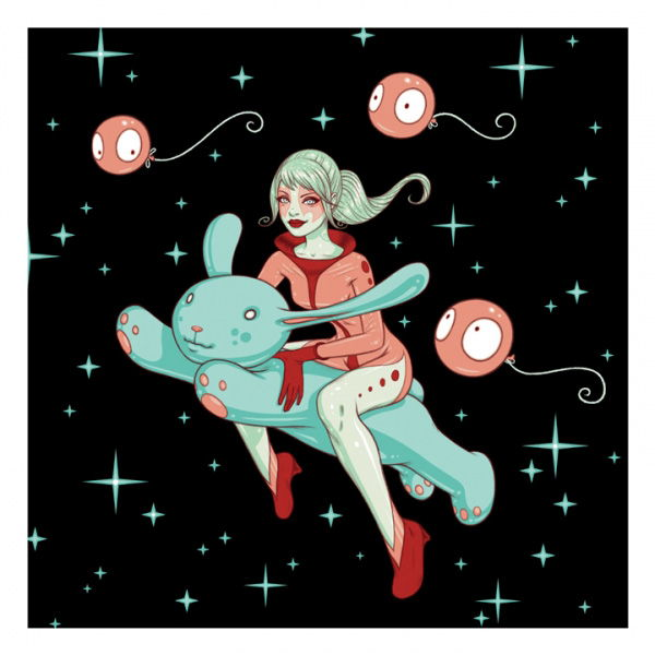 Illustrations by Tara McPherson