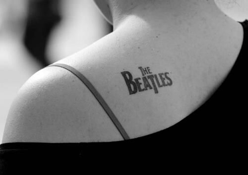 Let It Be... The Best Beatles Tattoos This Side of Abbey Road