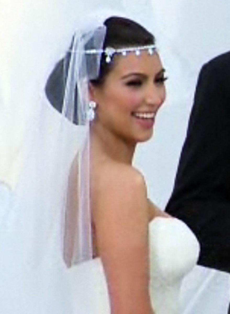 Let S Analyze Kim Kardashian S Wedding Hair And Makeup Recruit2network Info