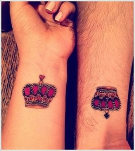 Mai Mult Than 50 Crown Tattoos For Your Royal Inking Dreams!