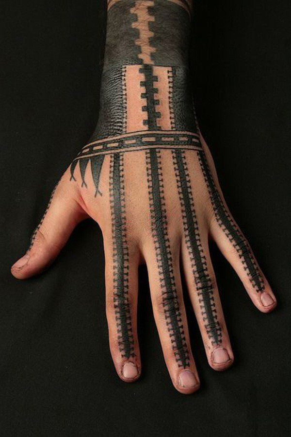Samoană Tattoo Designs (You'll Want to Get These All!)
