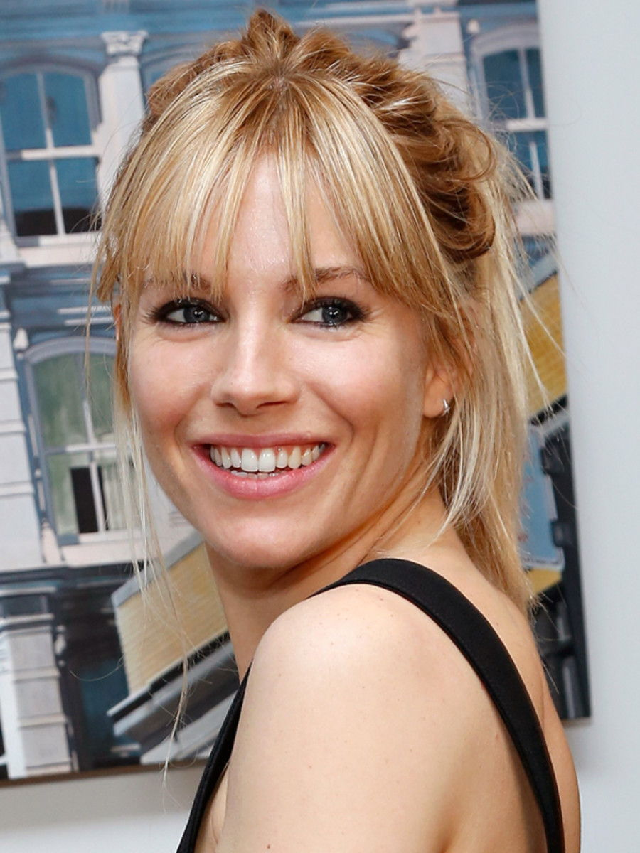 Sienna Miller Will Make You Fall In Love With The High Ponytail