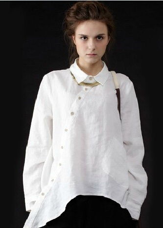 bed6b889ab Top 10 Fantastic Look Linen Shirts for Women