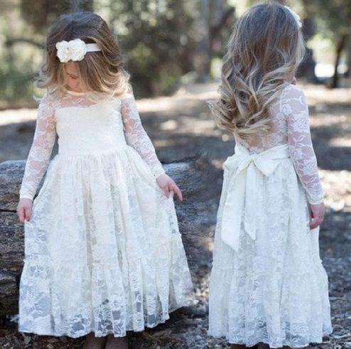 4e6cf5ed8c4 Top 15 Beautiful Flower Girl Dresses for Kid Girl
