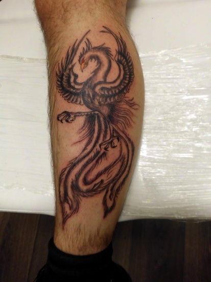 Top 15 Phoenix Tattoo Designs S Pomeni Styles At Life