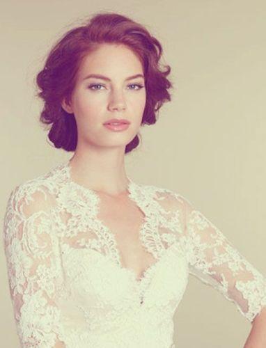 Top 9 Coafuri De Nunta Pentru Par Scurt Stiluri De Viață