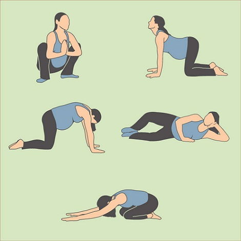 top 9 exercises you can do during third trimester of