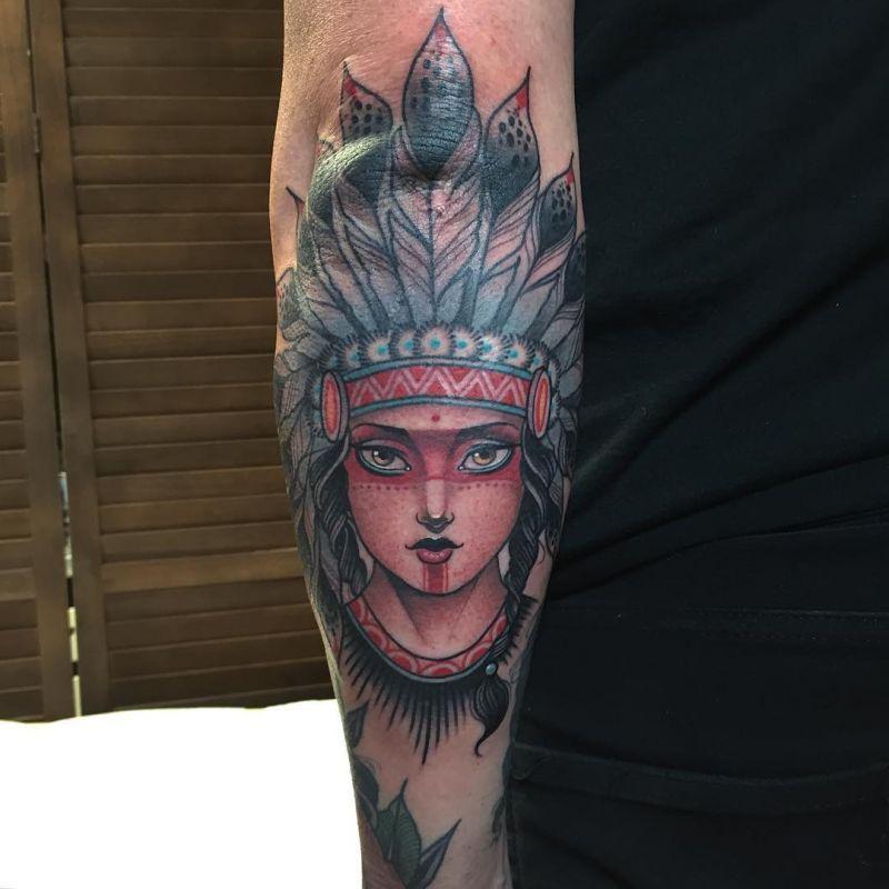 Top Forearm Tattoo | recruit2network.com
