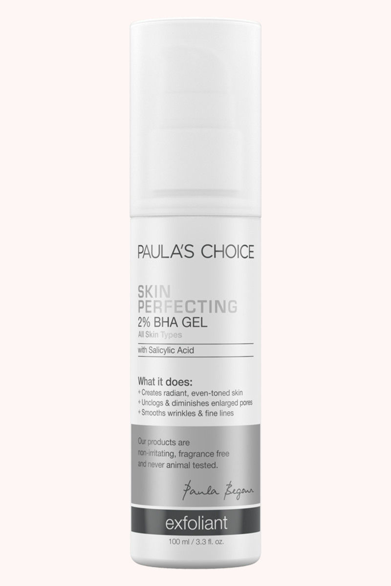Why Salicylic Acid Is The Best For Your Skin Process Flow Diagram Paulas Choice Perfecting 2 Bha Gel