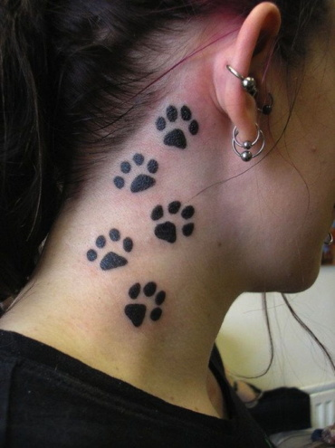 125 Footprint Tattoos to Leave Your Trace