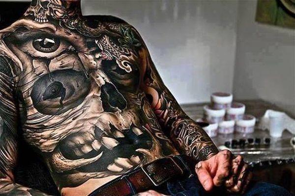 25 Badass Tattoos, Ranked by Badassness! Tattoo Artists, Designs, Ideas